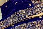 Embroided Velvet Shawl Premium Quality